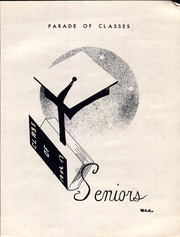 Page 9, 1947 Edition, Harrison Township High School - Harrisonian Yearbook (Gaston, IN) online yearbook collection