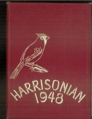 1948 Edition, Harrison Township High School - Harrisonian Yearbook (Gaston, IN)
