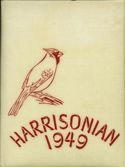 Page 1, 1949 Edition, Harrison Township High School - Harrisonian Yearbook (Gaston, IN) online yearbook collection