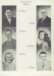 Page 11, 1949 Edition, Harrison Township High School - Harrisonian Yearbook (Gaston, IN) online yearbook collection