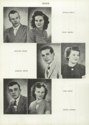 Page 12, 1949 Edition, Harrison Township High School - Harrisonian Yearbook (Gaston, IN) online yearbook collection