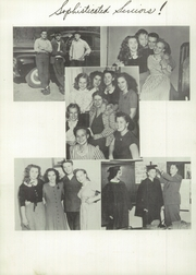 Page 16, 1949 Edition, Harrison Township High School - Harrisonian Yearbook (Gaston, IN) online yearbook collection