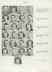 Page 17, 1949 Edition, Harrison Township High School - Harrisonian Yearbook (Gaston, IN) online yearbook collection
