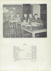 Page 7, 1949 Edition, Harrison Township High School - Harrisonian Yearbook (Gaston, IN) online yearbook collection