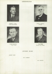 Page 8, 1949 Edition, Harrison Township High School - Harrisonian Yearbook (Gaston, IN) online yearbook collection