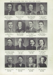 Page 9, 1949 Edition, Harrison Township High School - Harrisonian Yearbook (Gaston, IN) online yearbook collection