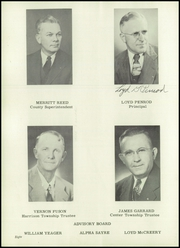 Page 10, 1951 Edition, Harrison Township High School - Harrisonian Yearbook (Gaston, IN) online yearbook collection