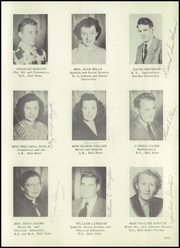 Page 11, 1951 Edition, Harrison Township High School - Harrisonian Yearbook (Gaston, IN) online yearbook collection