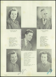 Page 14, 1951 Edition, Harrison Township High School - Harrisonian Yearbook (Gaston, IN) online yearbook collection