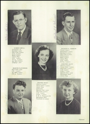 Page 15, 1951 Edition, Harrison Township High School - Harrisonian Yearbook (Gaston, IN) online yearbook collection