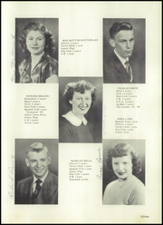 Page 17, 1951 Edition, Harrison Township High School - Harrisonian Yearbook (Gaston, IN) online yearbook collection
