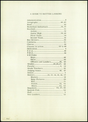 Page 4, 1951 Edition, Harrison Township High School - Harrisonian Yearbook (Gaston, IN) online yearbook collection