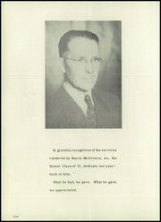 Page 6, 1951 Edition, Harrison Township High School - Harrisonian Yearbook (Gaston, IN) online yearbook collection