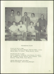 Page 7, 1951 Edition, Harrison Township High School - Harrisonian Yearbook (Gaston, IN) online yearbook collection