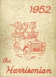 1952 Edition, Harrison Township High School - Harrisonian Yearbook (Gaston, IN)