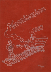 Page 1, 1953 Edition, Harrison Township High School - Harrisonian Yearbook (Gaston, IN) online yearbook collection