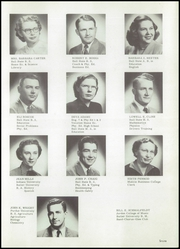 Page 11, 1953 Edition, Harrison Township High School - Harrisonian Yearbook (Gaston, IN) online yearbook collection