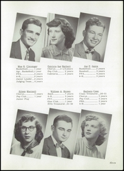 Page 15, 1953 Edition, Harrison Township High School - Harrisonian Yearbook (Gaston, IN) online yearbook collection