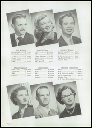 Page 16, 1953 Edition, Harrison Township High School - Harrisonian Yearbook (Gaston, IN) online yearbook collection