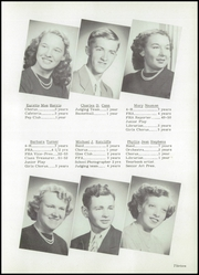 Page 17, 1953 Edition, Harrison Township High School - Harrisonian Yearbook (Gaston, IN) online yearbook collection