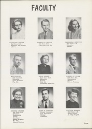 Page 11, 1954 Edition, Harrison Township High School - Harrisonian Yearbook (Gaston, IN) online yearbook collection