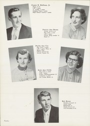 Page 16, 1954 Edition, Harrison Township High School - Harrisonian Yearbook (Gaston, IN) online yearbook collection