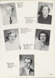 Page 17, 1954 Edition, Harrison Township High School - Harrisonian Yearbook (Gaston, IN) online yearbook collection