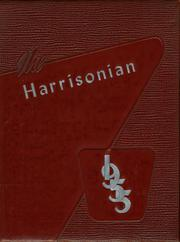 Page 1, 1955 Edition, Harrison Township High School - Harrisonian Yearbook (Gaston, IN) online yearbook collection