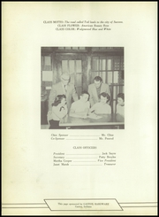 Page 12, 1955 Edition, Harrison Township High School - Harrisonian Yearbook (Gaston, IN) online yearbook collection