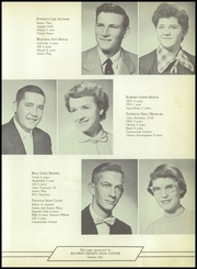 Page 13, 1955 Edition, Harrison Township High School - Harrisonian Yearbook (Gaston, IN) online yearbook collection