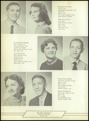 Page 16, 1955 Edition, Harrison Township High School - Harrisonian Yearbook (Gaston, IN) online yearbook collection