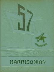 1957 Edition, Harrison Township High School - Harrisonian Yearbook (Gaston, IN)