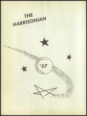 Page 10, 1957 Edition, Harrison Township High School - Harrisonian Yearbook (Gaston, IN) online yearbook collection