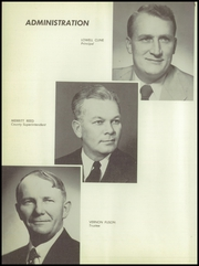 Page 12, 1957 Edition, Harrison Township High School - Harrisonian Yearbook (Gaston, IN) online yearbook collection