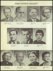 Page 14, 1957 Edition, Harrison Township High School - Harrisonian Yearbook (Gaston, IN) online yearbook collection