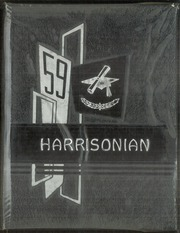 Page 1, 1959 Edition, Harrison Township High School - Harrisonian Yearbook (Gaston, IN) online yearbook collection