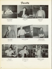Page 10, 1959 Edition, Harrison Township High School - Harrisonian Yearbook (Gaston, IN) online yearbook collection
