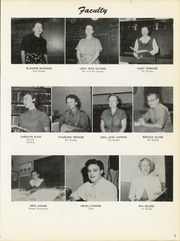 Page 11, 1959 Edition, Harrison Township High School - Harrisonian Yearbook (Gaston, IN) online yearbook collection