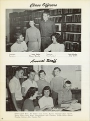 Page 14, 1959 Edition, Harrison Township High School - Harrisonian Yearbook (Gaston, IN) online yearbook collection