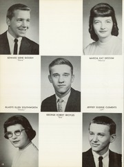 Page 16, 1959 Edition, Harrison Township High School - Harrisonian Yearbook (Gaston, IN) online yearbook collection