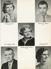 Page 17, 1959 Edition, Harrison Township High School - Harrisonian Yearbook (Gaston, IN) online yearbook collection