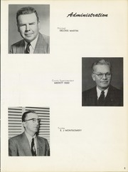 Page 9, 1959 Edition, Harrison Township High School - Harrisonian Yearbook (Gaston, IN) online yearbook collection