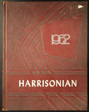 1962 Edition, Harrison Township High School - Harrisonian Yearbook (Gaston, IN)