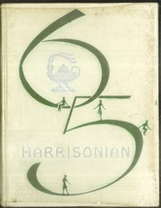 1965 Edition, Harrison Township High School - Harrisonian Yearbook (Gaston, IN)