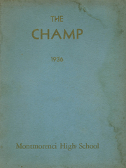 Page 1, 1936 Edition, Montmorenci High School - Tigerette Yearbook (Montmorenci, IN) online yearbook collection