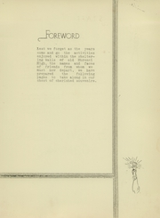 Page 7, 1936 Edition, Montmorenci High School - Tigerette Yearbook (Montmorenci, IN) online yearbook collection