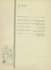 Page 8, 1936 Edition, Montmorenci High School - Tigerette Yearbook (Montmorenci, IN) online yearbook collection