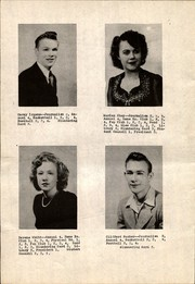 Page 10, 1946 Edition, Montmorenci High School - Tigerette Yearbook (Montmorenci, IN) online yearbook collection