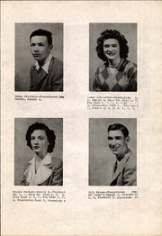 Page 11, 1946 Edition, Montmorenci High School - Tigerette Yearbook (Montmorenci, IN) online yearbook collection