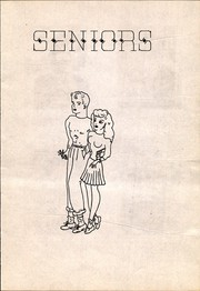 Page 9, 1946 Edition, Montmorenci High School - Tigerette Yearbook (Montmorenci, IN) online yearbook collection